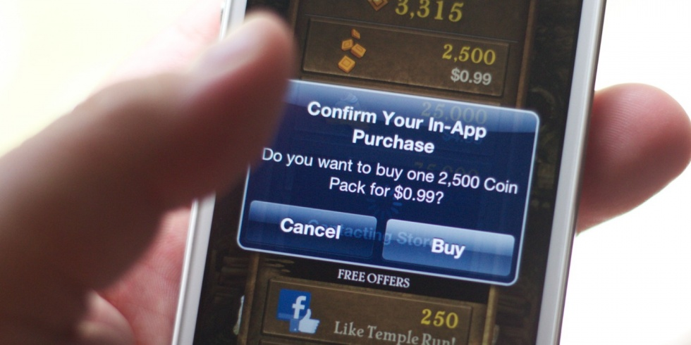 In-App Purchases OFT Investigation