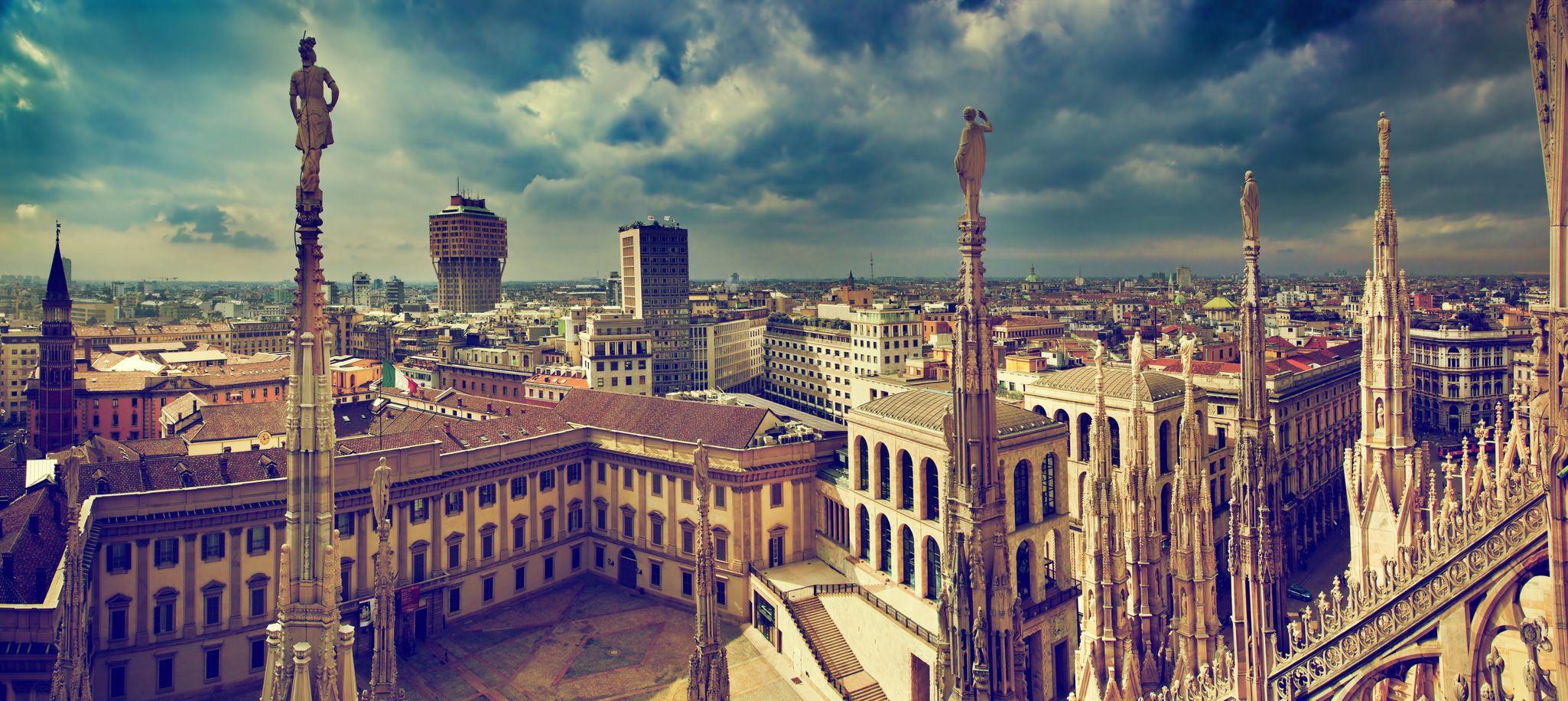 Milan Website Monitoring